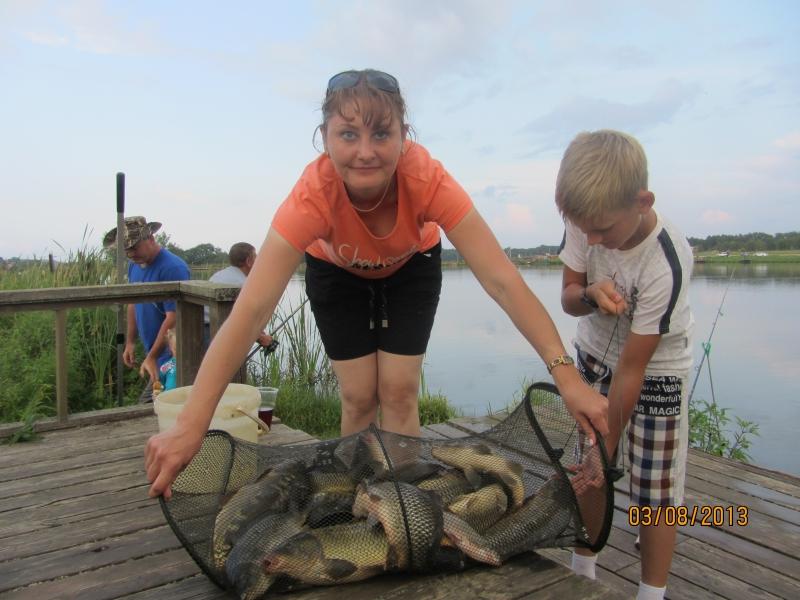 рыбалка дело семейное