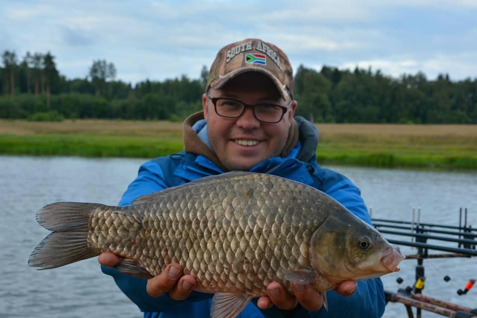 рыбалка в новгородской области карп